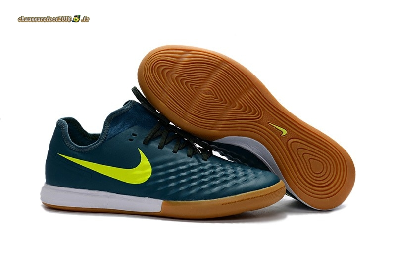 Trouver - Chaussure Nike MagistaX Finale II IC Marron Vert - Chaussures de Foot