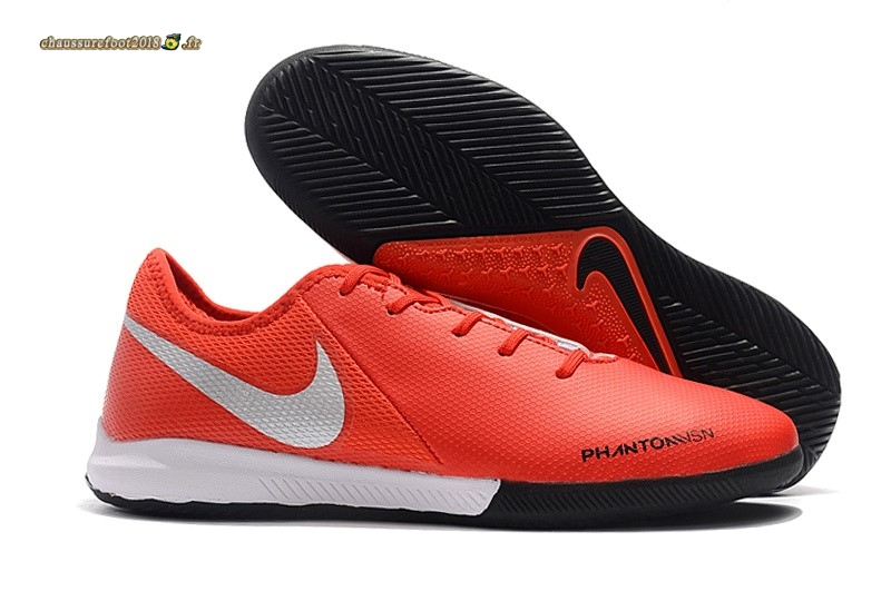 Trouver - Chaussure Nike Phantom VSN Academy IC Orange En Solde