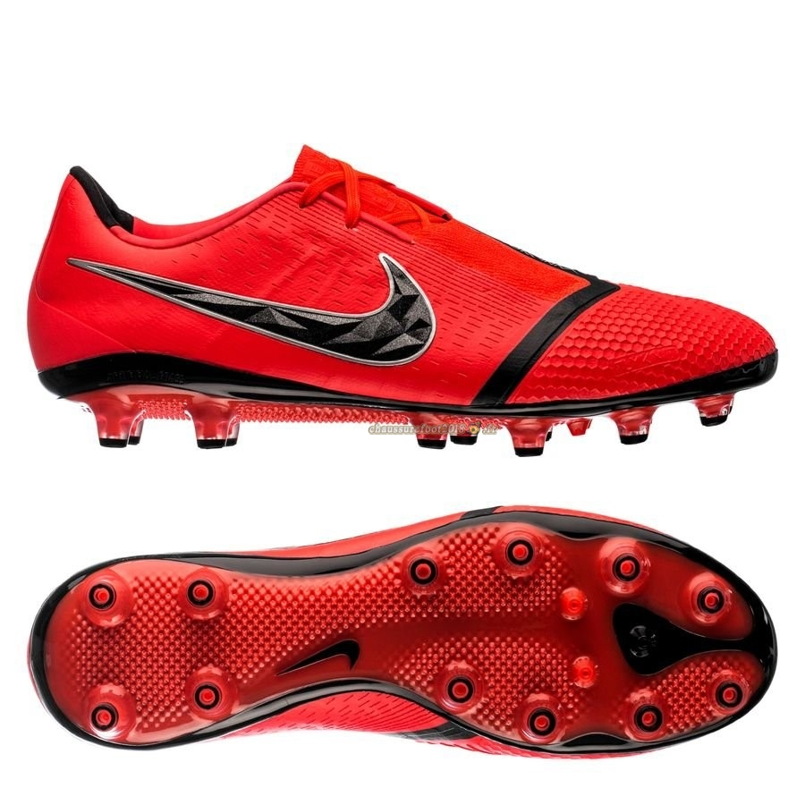 Chaussures de Foot - Chaussure Nike Phantom Venom Elite AG PRO Game Over Rouge - Crampon de Foot