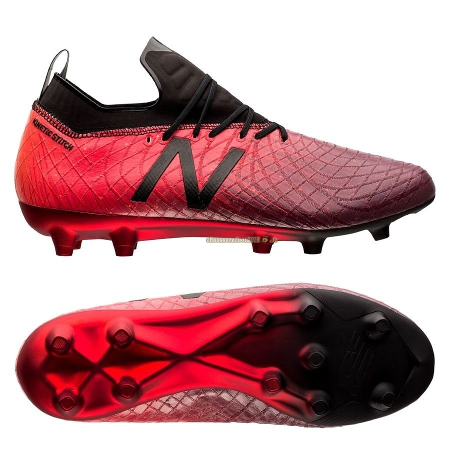 Hot Chaussure New Balance Tekela 1.0 Pro FG Lite Shift Rouge En Ligne