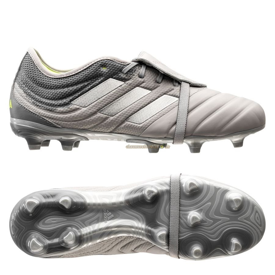 Buy Chaussure Adidas Copa Gloro 20.2 FG/AG Encryption Argent Pas Cher