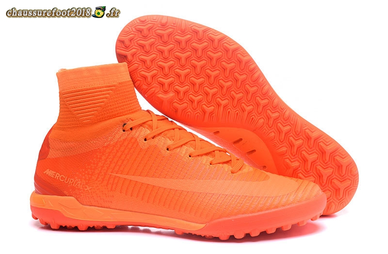 Remise Chaussure Nike MagistaX Proximo II TF Orange En Solde